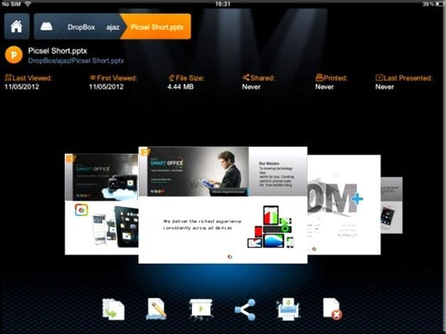 Smart Office 2 For iPad