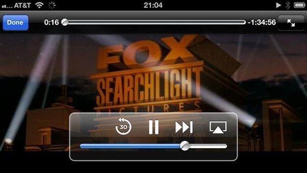 Stream Files on iOS