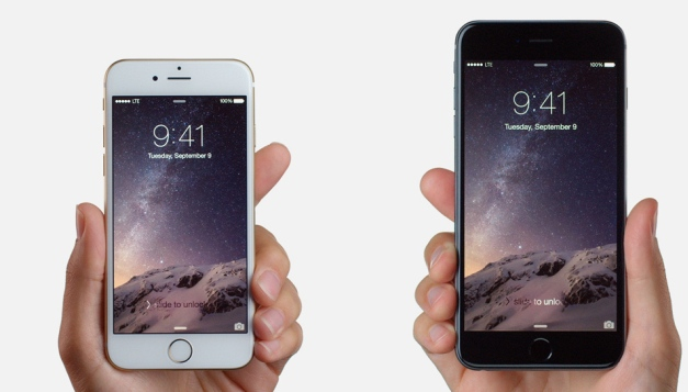 Sync data with iPhone 6