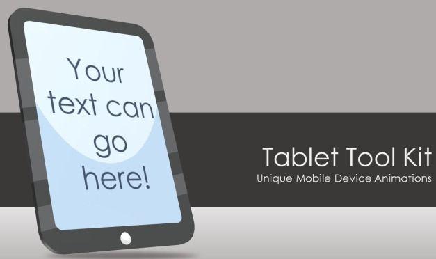Tablet Toolkit