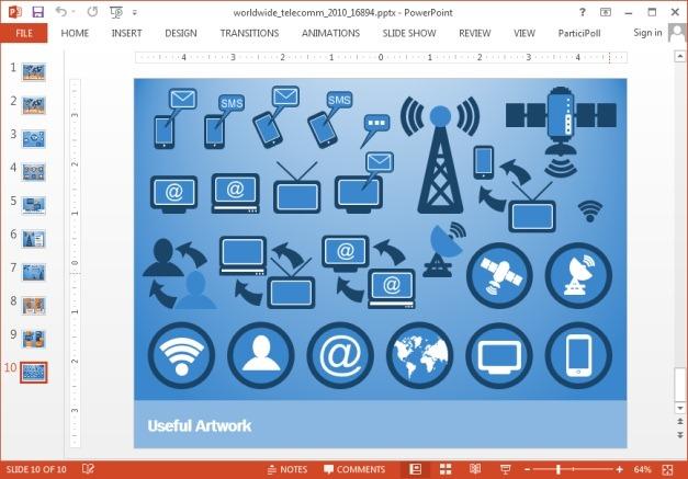 Telecom clipart images