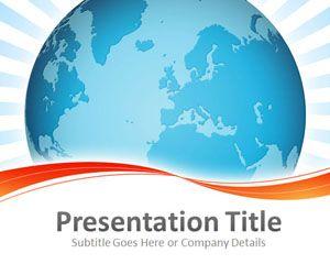 Global Logistics PowerPoint Template