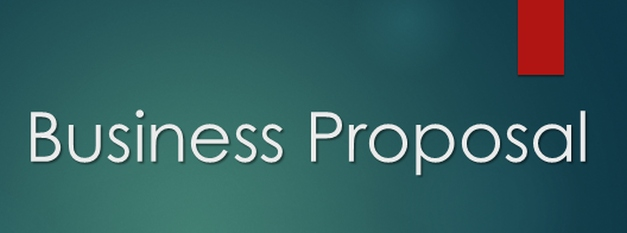 Writing An Overwhelming Business Proposal