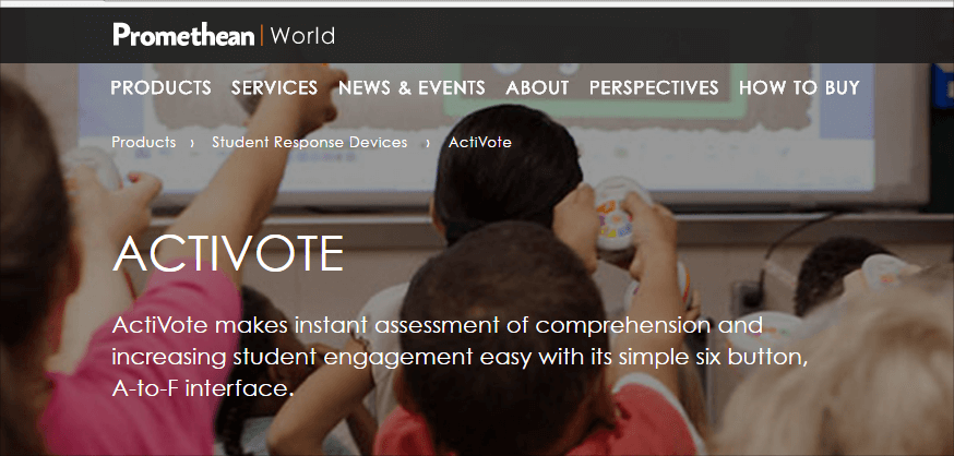 activote-student-response-system