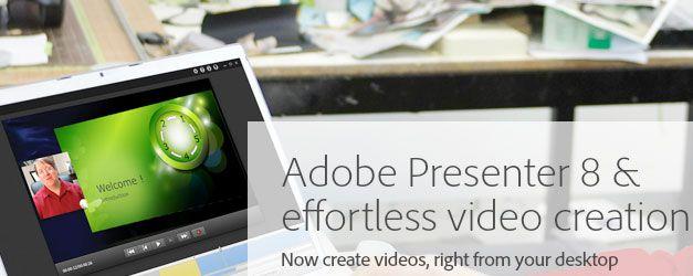 Adobe Presenter 8