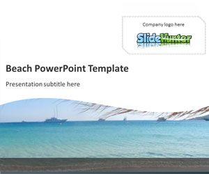Beach PowerPoint Template
