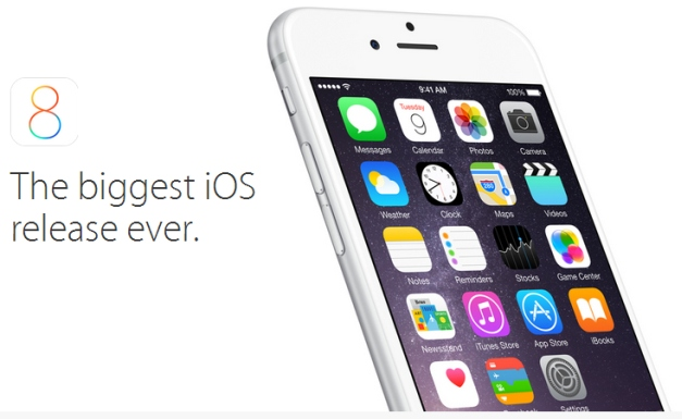 best features of iOS 8