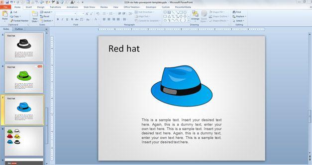 debono seis sombreros