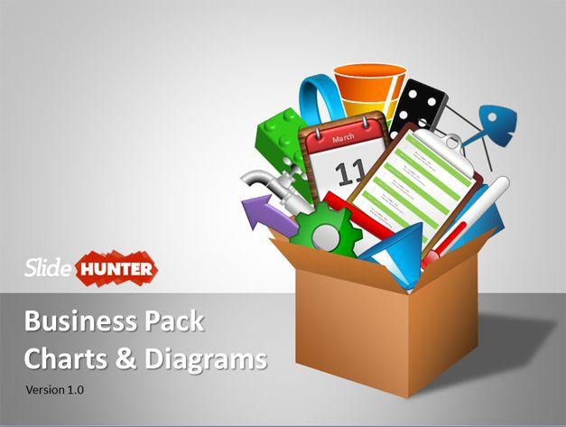 business pack SlideHunter business