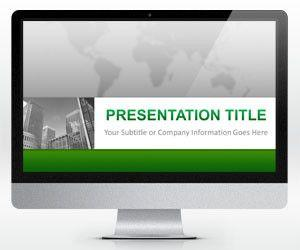 Corporate Business PowerPoint Template (16:9)