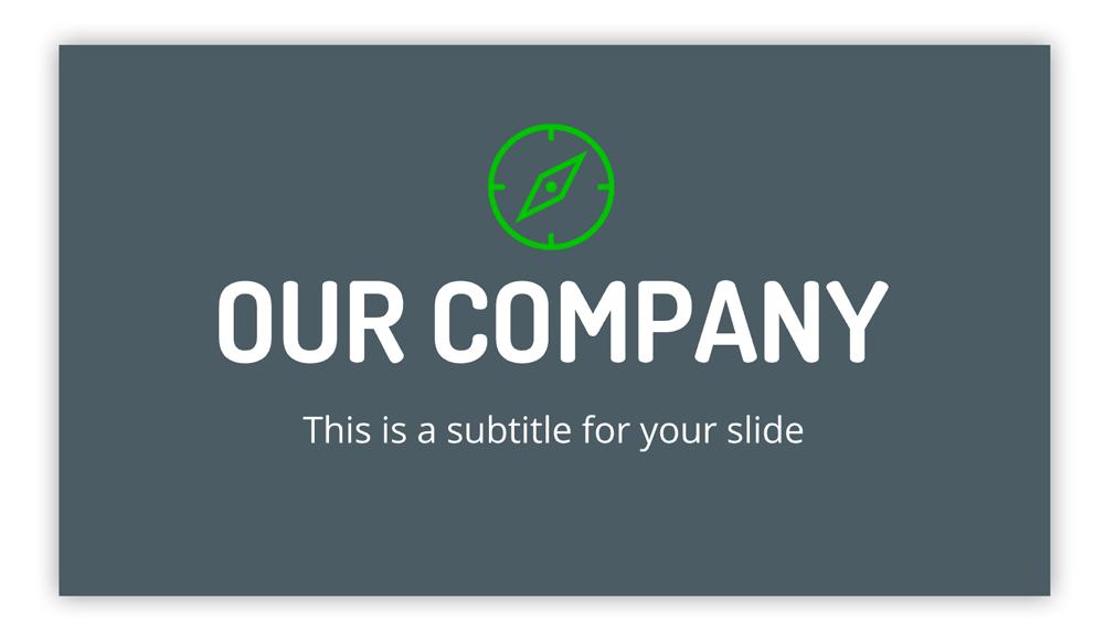 Business Presentation for Google Slides