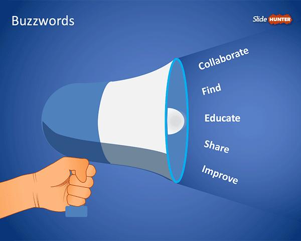 Buzzword PowerPoint Template