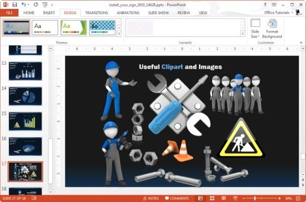 construction clipart images