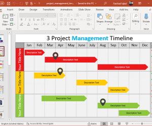 create gantt timelines