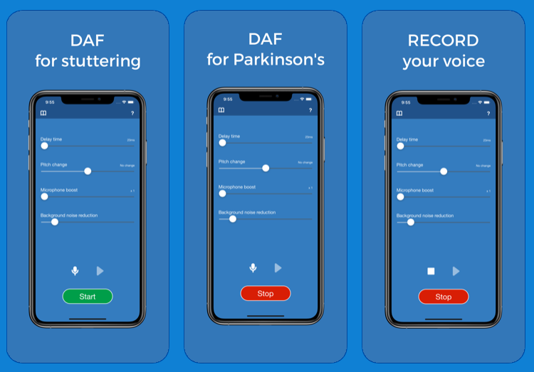 daf pro for ios