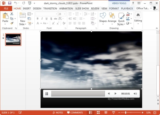 easy to edit powerpoint animation
