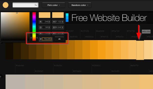 color alternative powerpoint