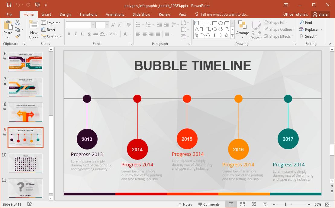flat-design-timeline