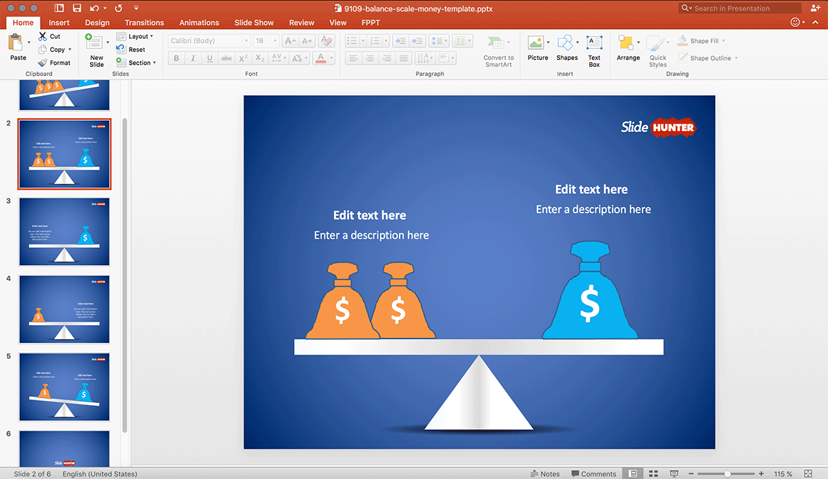 free-balance-scale-ppt-template