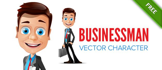 Enhance your Business PowerPoint Presentations with Catchy Cartoon Vectors