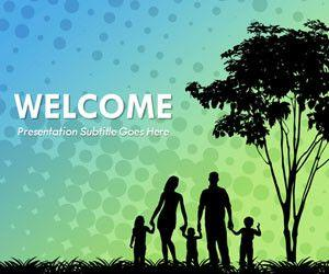 Family PowerPoint Template