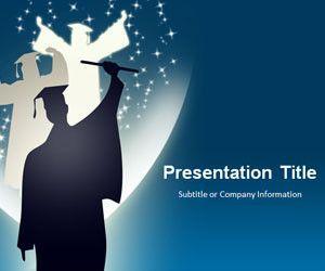 Graduation PowerPoint Template