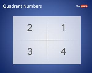 Quadrants PowerPoint Template
