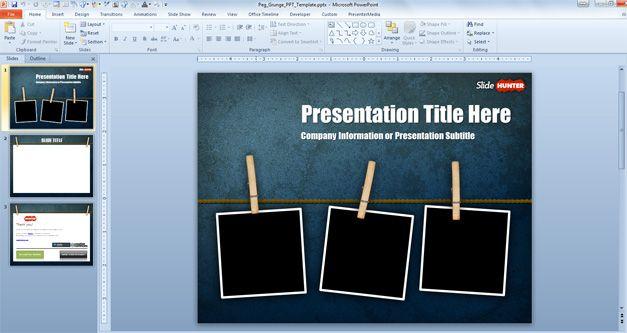 normal slide powerpoint