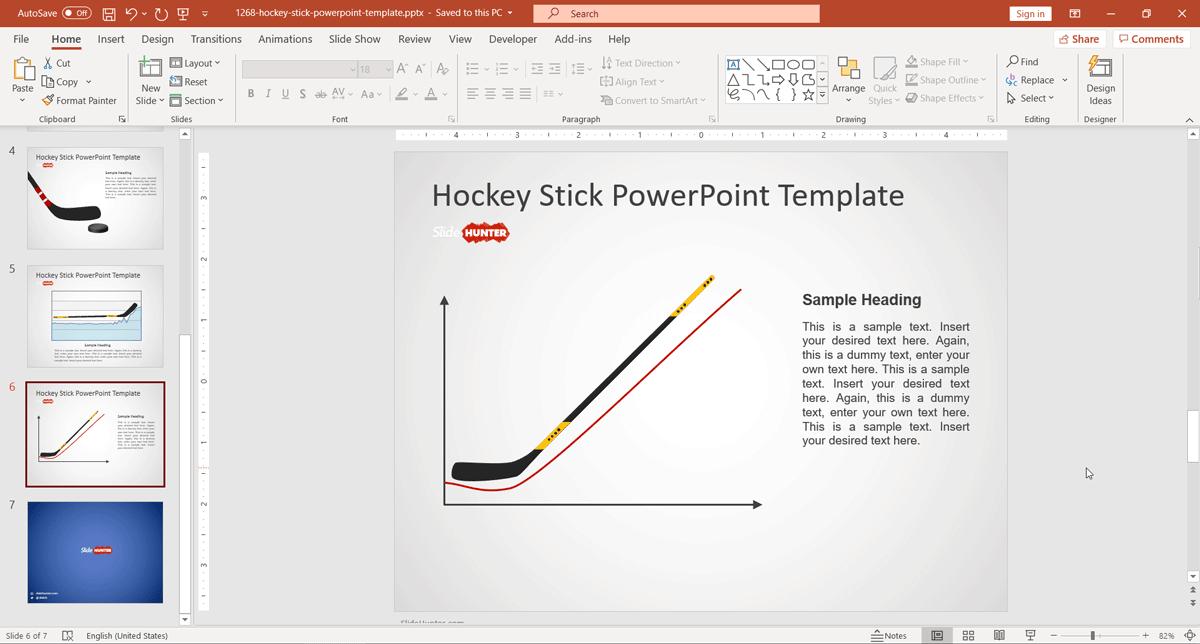 Hockey Stick Curve