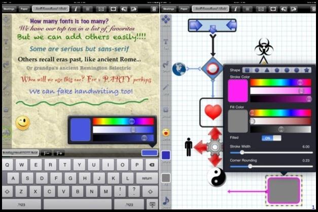 iMeetingsPad