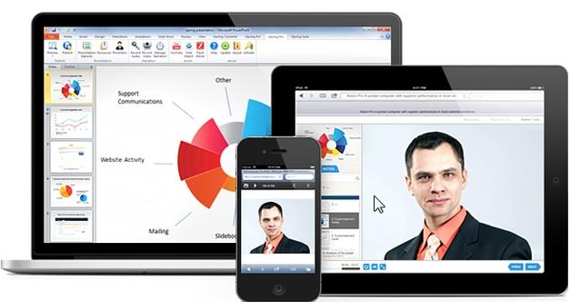 iSpring Pro PowerPoint Add-in