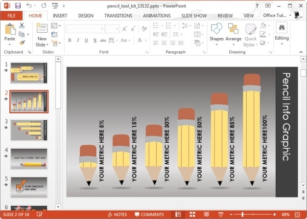 infographic slides for microsoft powerpoint