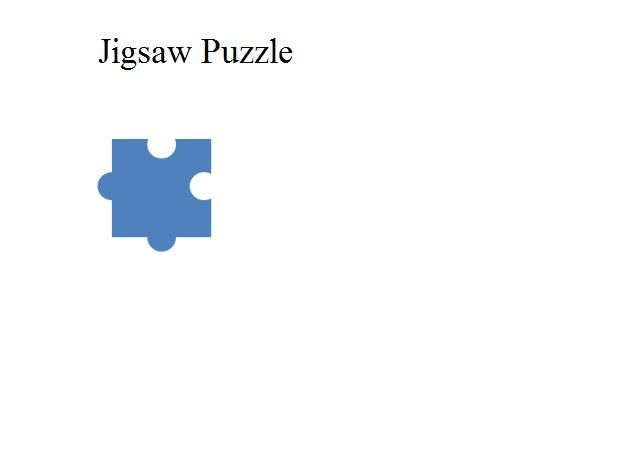 Jigsaw Puzzle PowerPoint PPT Template