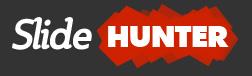 Logo SlideHunter Gray Background