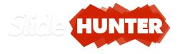 Logo SlideHunter Transparent PNG Background