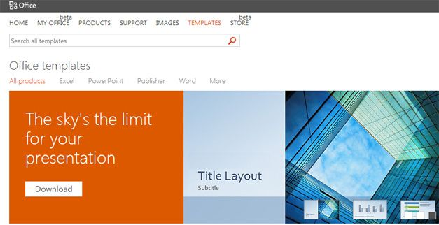 free .thmx PowerPoint Templates