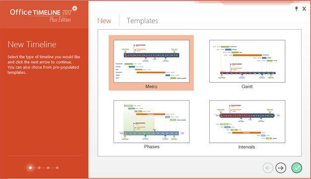 OfficeTimeline Add-on for PowerPoint