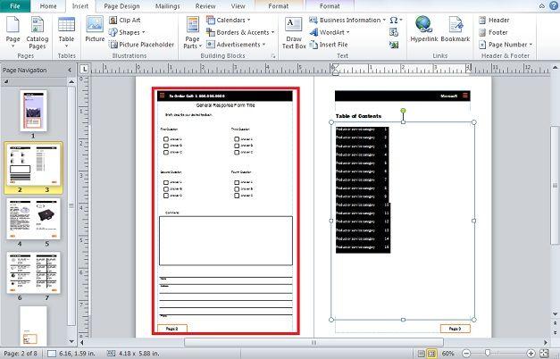 microsoft publisher catalog