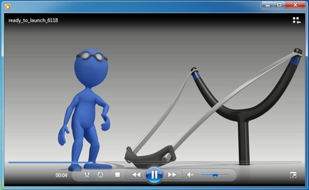 ready to launch wmv video animation