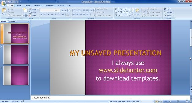 How to Recover a PowerPoint Presentation File from the Temp folder