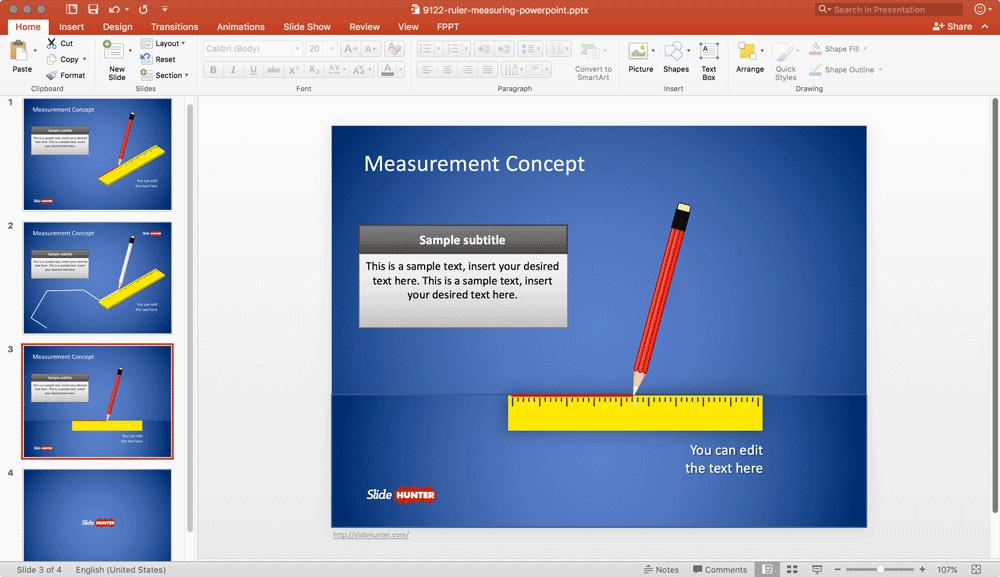 ruler-powerpoint-template