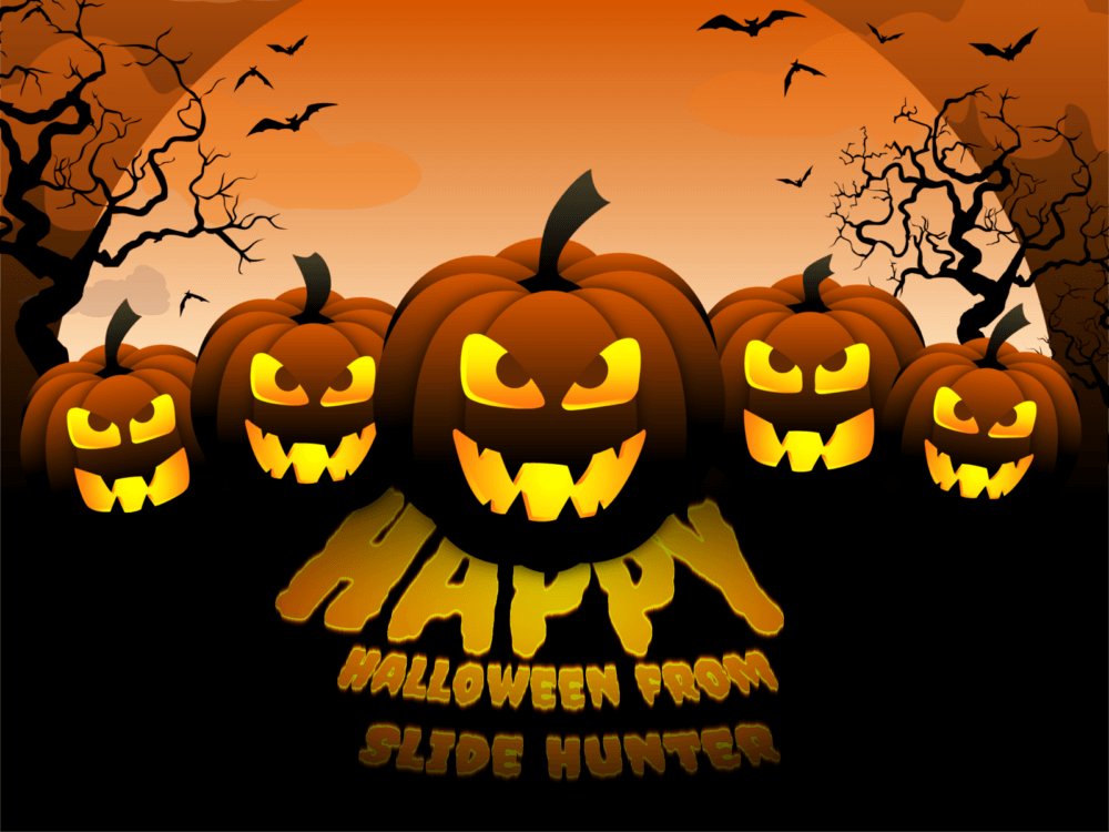 scary-pumpkins-clipart