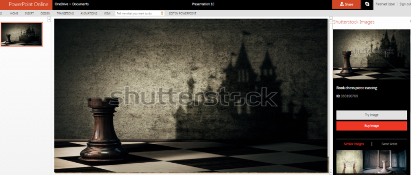 shutterstock addin