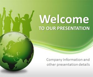 Social Responsibility PowerPoint Template