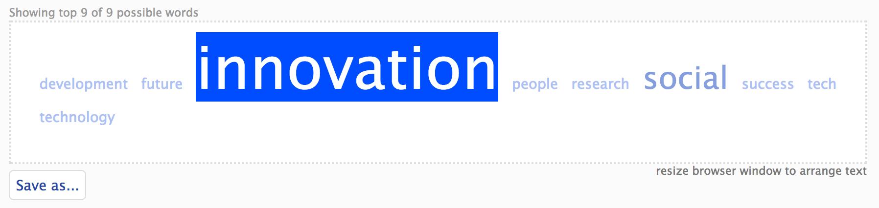 tag-crowd-word-cloud