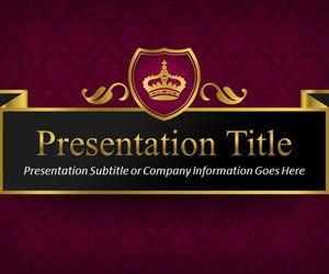Queen PowerPoint Template