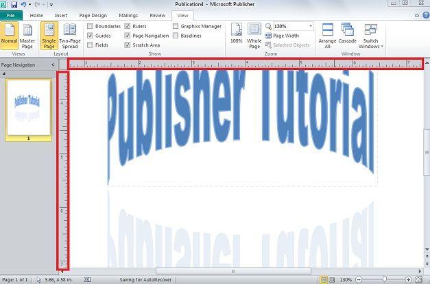 microsoft publisher templates