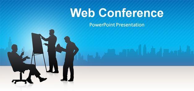 Delivering a Presentation via Web Conference