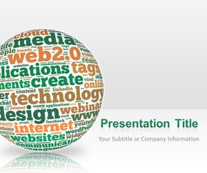 Web PowerPoint Template